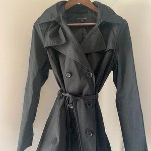 Via Spiga Trench Rain Coat with Hood